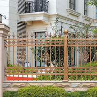 Wholesale Decorative Aluminum Fence Panels