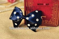 wholesale decorative silk satin ribbon bow handmade flowers