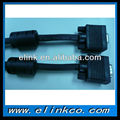 2013 hot selling Cable VGA Male to Male Full HD 15-pin