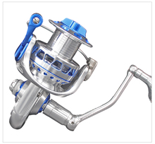 China Shop Full Metal Tarnish Color Deap Sea Fishing Reels 5000