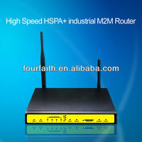 F3434 Industrial Super Wifi Router Serial Interface for Vehicle Surveillance Controlling SS