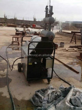diesel gasoline driven steam high pressure water jet oil tank cleaning machine