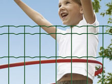 high quality cheap fence panels / garden home fence / safety mesh fence