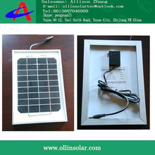 3W mini poly solar pv module, solar panel