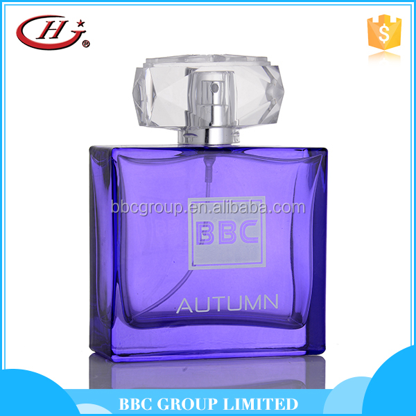 BBC Middle East Series-ME010 Factory price man elegant custom glass bottles smart collection perfume 100ml