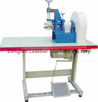 ZS-C13 leather belt edge beveling machine