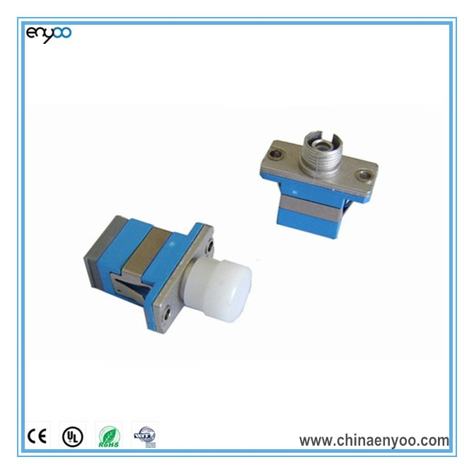 FC- SC Male to Female Hybrid fiber optic Adapters