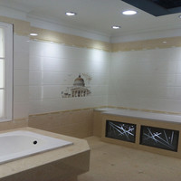 high quality bathroom and kitchen ceramic tile usage for floor and wall