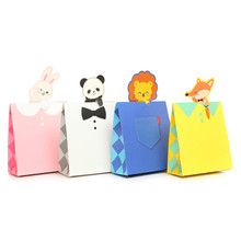 Creative Paper Gift Bags Wedding Handmade Christmas Paper Bags Wholesale