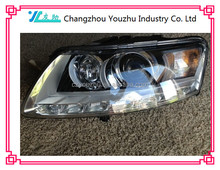 CAR HEAD LAMP,HEADLAMP FOR AUDI A6 2009,4F0941003BP,4F0941004BP