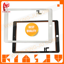 China supplier For apple ipad air touchscreen,For apple ipad air touch screen,glass for ipad5 with 1 Year warranty