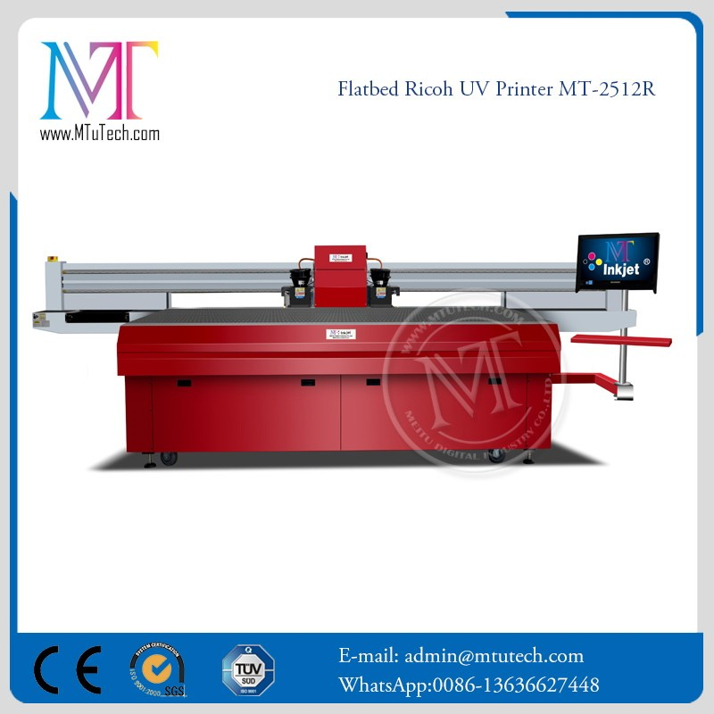 China gold supplier promotional used flatbed printer