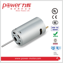 12V DC MOTOR PT-395SM-2363 for care trunk