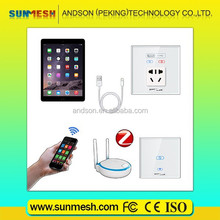 SUNMESH wireless Smart Home System, House Automation Domotica, ZigBee Home Automation