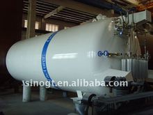 High quality pressure tanks for cryogenic liquid O2/CO2/N2/Natural gas