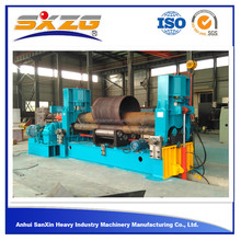 W11 CE 8mm metal sheet thread hydraulic rolling machine for sale