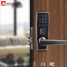 4 Way Door Lock For House Home, Finger Print To Open The Door, Intelligent Fingerprint Password Lock