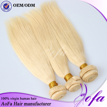 Aofa hair products top grade quality 613 virgin hair,wholesale 613 bundles with frontal straight hair