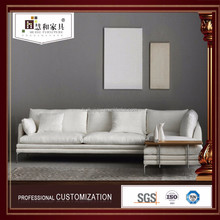 Alibaba China Supplier Scandinavian Sofa,Sectional Velvet Sofa