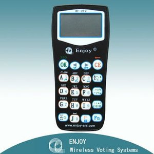 LCD display and support 2000 users Wireless Conference Voting Systems