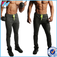 Men Casual Custom Fitted Sweatpants for Gym Bodybuilding Crossfit Running Sport Gym Fitness Wholesale Men Jogger Sweatpants