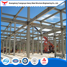 Light Steel Frame prefabricated building/ steel prefabricated homes in Kenya