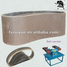 WX777 sanding belts for wide belt sander