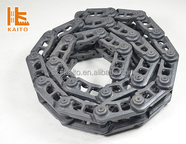 Wirtgen W2000/2100 Crawler track chain with EPS plates on road machinery