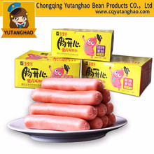 Textured Soy Protein Vegetarian Sausage