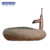 Bathroom unique kitchen river vessel cobble Stone basin/sink