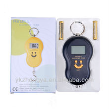 Electronic Balance Digital Fishing Hook Hanging Scale 40kg and 10g