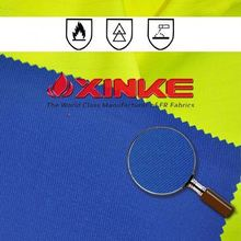 CVC Fire Retardant Fabric for Work Clothing Arc Flash Protection Clothing