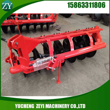 high quality tractor disk plough/tractor disk plow for sales