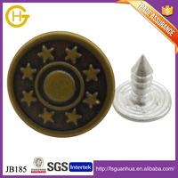 New design shiny single face fabric fasteners