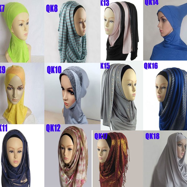 wholesale women deisgn muslim hijab shawl
