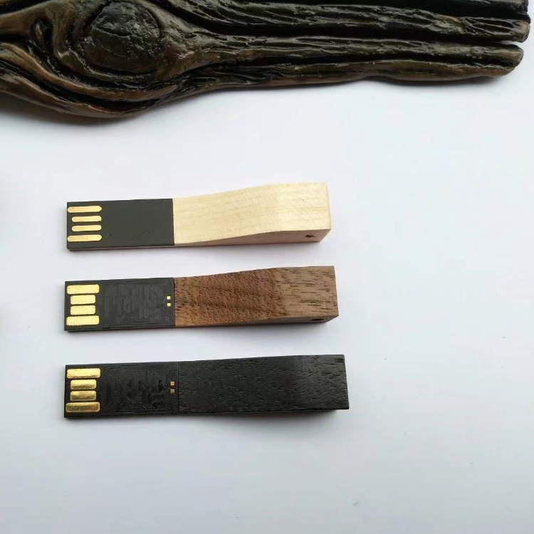 Top Quality Wood Customised Logo Whistle Design USB 4.1 Stick Memory Flash Drive