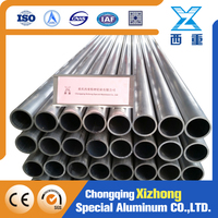 Large Diameter Thin Wall Seamless Aluminum Alloy Hollow Round Pipe Tube 7075 T6