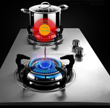 China Cast Iron Portable Double Burner Free Standing General indusrial Gas Cooker Stove,,gas ring burnners for resturuant