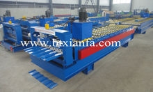 Automatic Metal Deck Metal Cold Bending Roll Forming Machinery