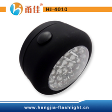 Magnet Light with Hook 24 Led Supper bright light Round Torch