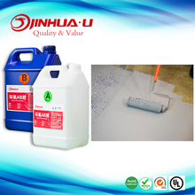 High Transparent Anti Abrasive self-leveling Liquid Epoxy Paint Floor