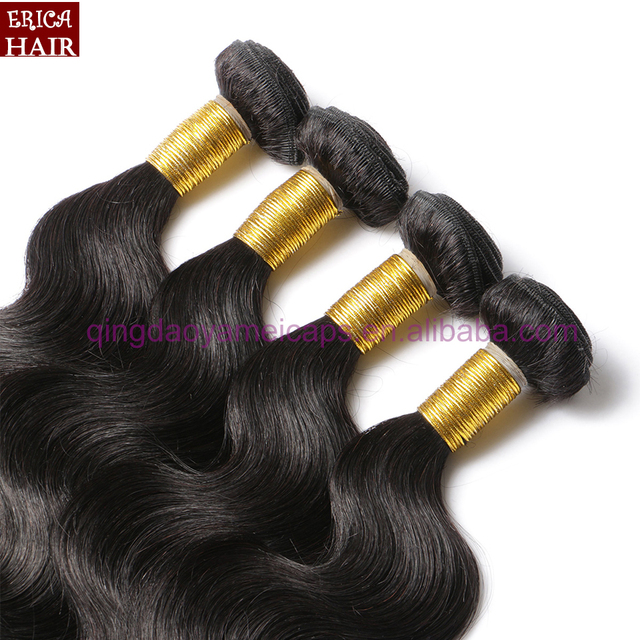 6A 7A 8A 100% Human Wholesale Body Wave Wet And Wavy Virgin Peruvian Hair