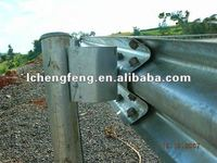 bridge guardrail