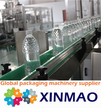 commercial water purification system, mineral water plant machinery cost, complete bottle water production line