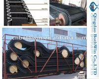 Endless Corrugated Sidewall Conveyor Belt with High Adhesion, Good Flexibility and Long Service Life