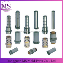 Hot Sale Injection Mold Die Guide Pillar, Guide Pillar and Bushings, Standard Mold Guide Pins
