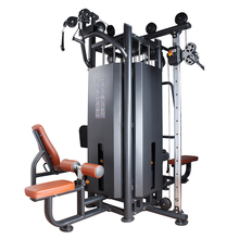 New design commercial fitness equipment 4 multistation impulse gym