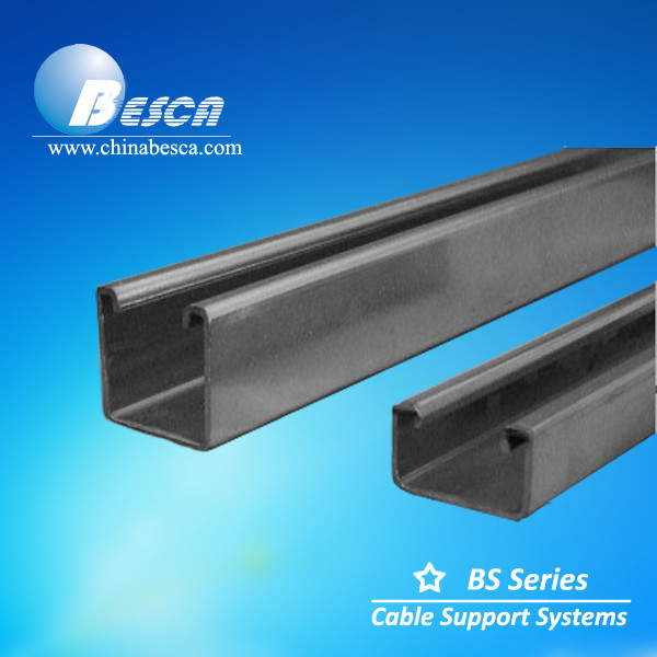 Mild Steel Strut Channel/ U Channel (UL certified)