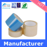 No residue fix tape, PET as carrier,coating silicon pressure sensivtive