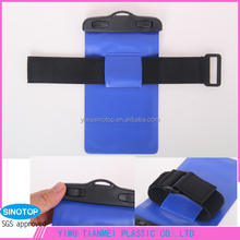 Sports phone armband arm bag waterproof mobile phone arm belt